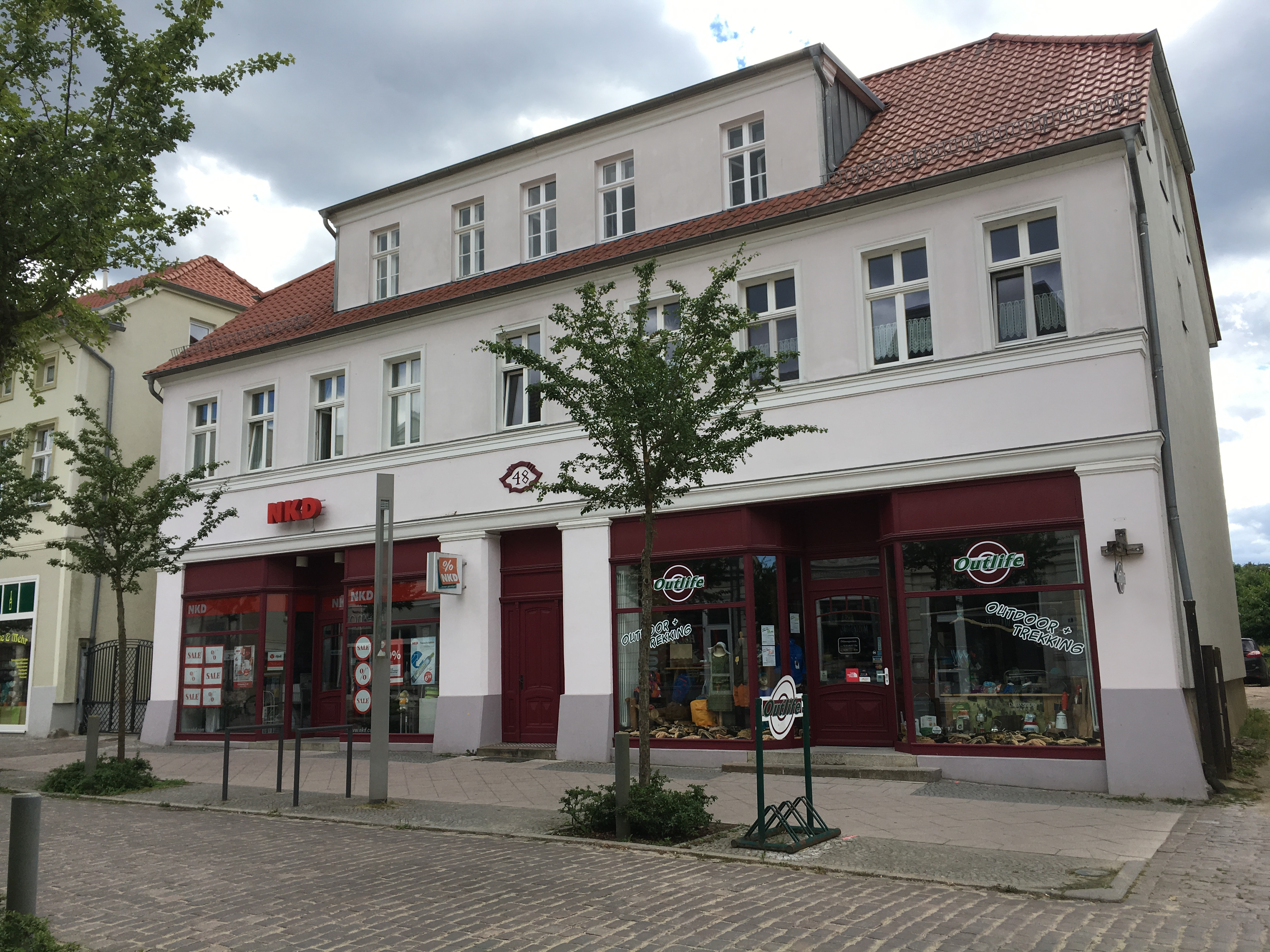 Strelitzer Straße 48