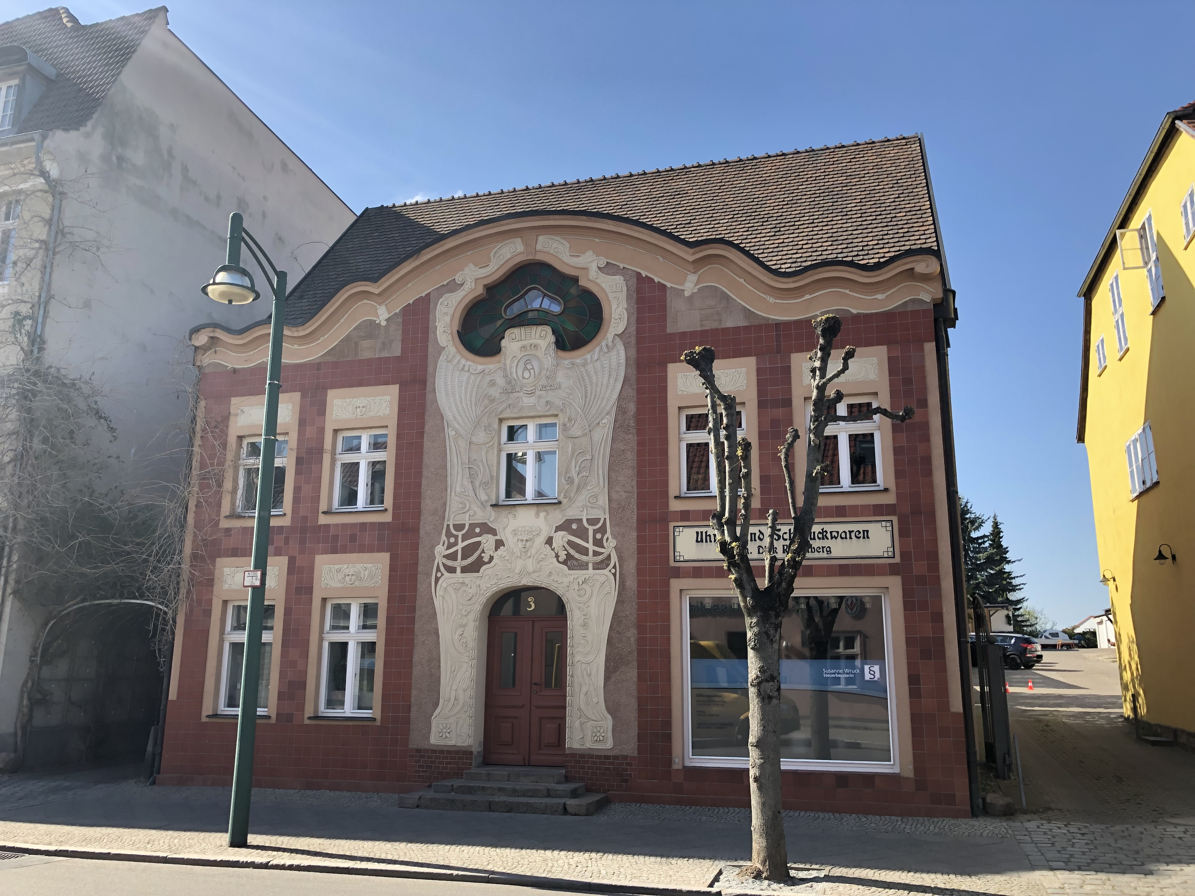 Glambecker Straße 3