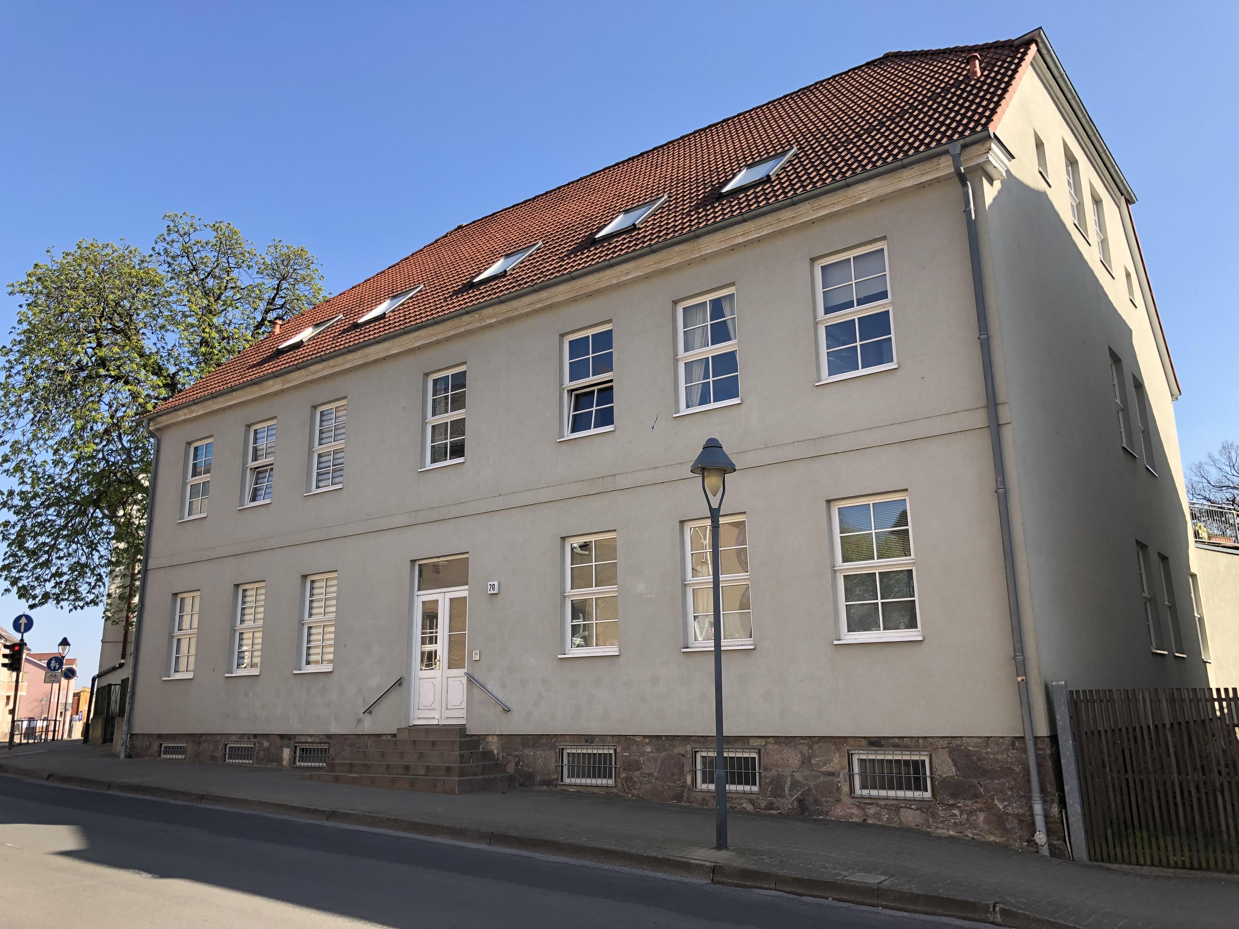 Tiergartenstraße 20