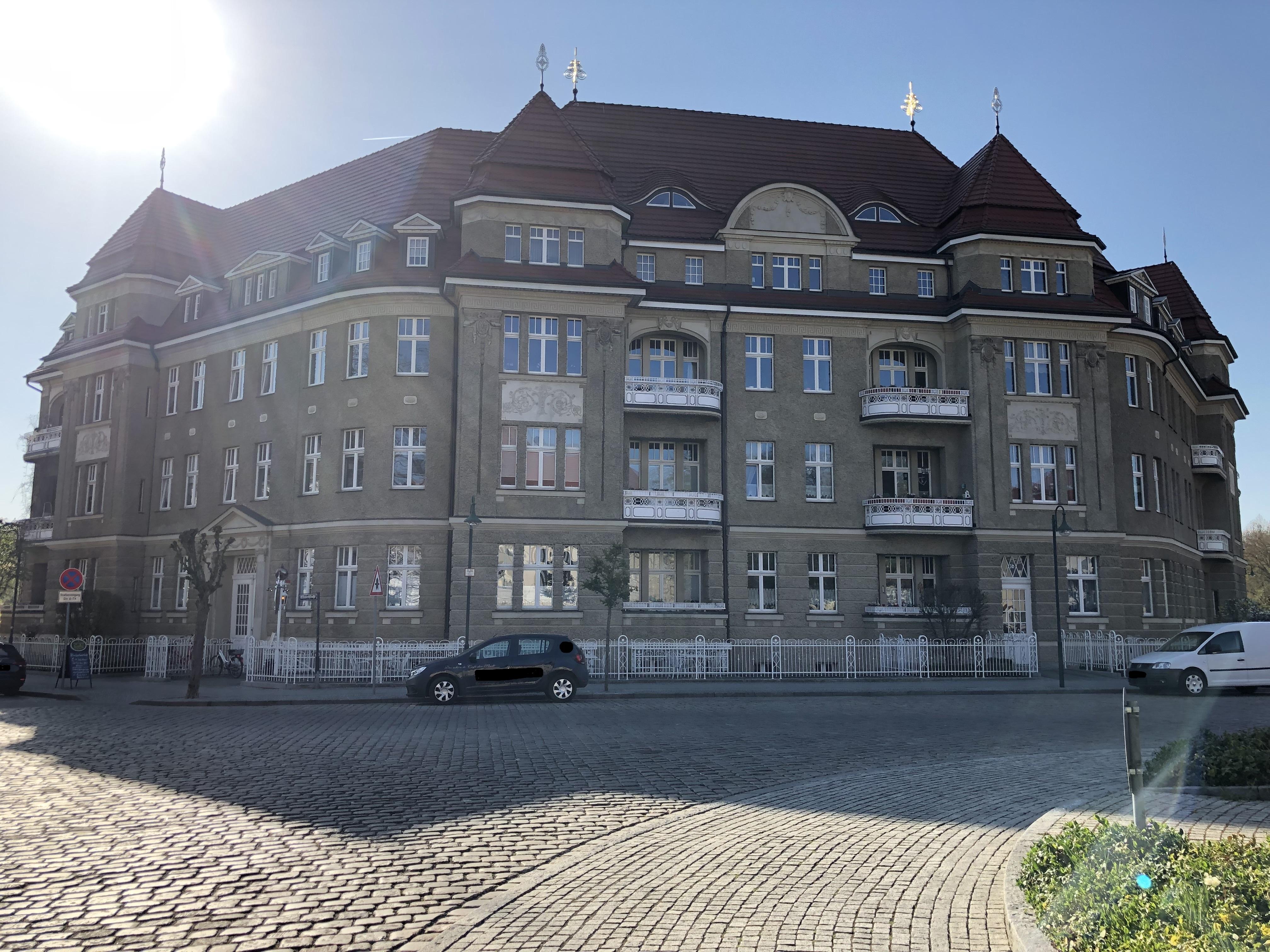 Elisabethstraße-Carlstraße